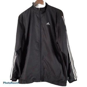 Adidas vented Climaproof full zip Small